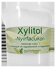 XYLITOL NYÍRFACUKOR XILIT 1KG (1000G)