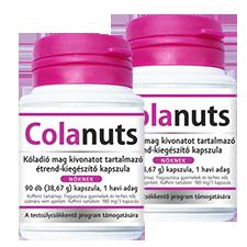 Colanuts kapszula Női 2x90db  ingyenes kiszállítás