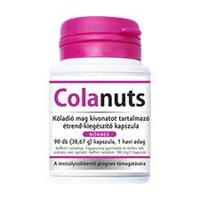 Colanuts kapszula  90db női - Kóladió kapszula
